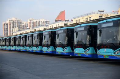 """好消息!宿迁首条 K202 """"好巴士""""线路,即将试运行啦!"""